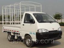 五菱牌LQG5021CCYBEV型纯电动仓栅式运输车