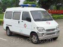 Wuling LQG5021XJHLB3 автомобиль скорой медицинской помощи