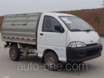 五菱牌LQG5021ZLJBEV型纯电动自卸式垃圾车