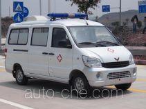 Wuling LQG5022XJHLBF ambulance