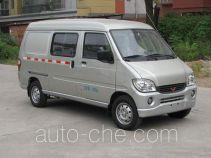 五菱牌LQG5023XXYLBF型客厢式运输车