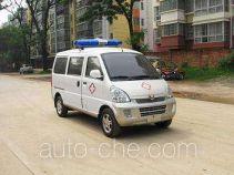 Wuling LQG5026XJHBF1 автомобиль скорой медицинской помощи