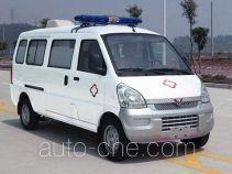 五菱牌LQG5026XJHLBAF型救护车