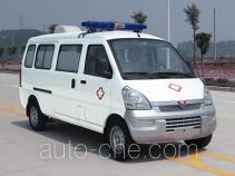 Wuling LQG5026XJHLBF ambulance