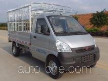 Wuling LQG5029CCYQPF грузовик с решетчатым тент-каркасом