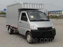 五菱牌LQG5029XXYBF型厢式运输车