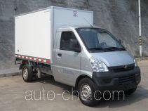 五菱牌LQG5030XXYDBEV型纯电动厢式运输车