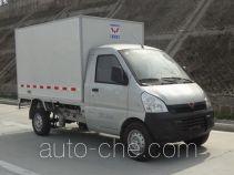 五菱牌LQG5032XXYDBEV型纯电动厢式运输车