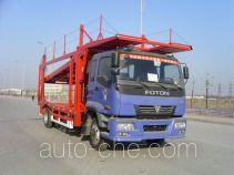 Laoan LR5131TCL car transport truck