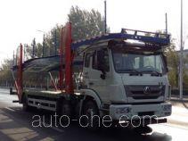Laoan LR5221TCL car transport truck