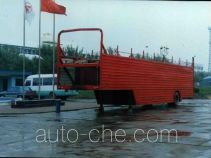 Lohr LR9152TCL vehicle transport trailer