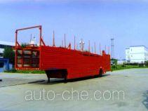 Lohr LR9154TCL vehicle transport trailer