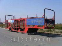 Lohr LR9164TCL vehicle transport trailer