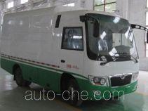 Lishan LS5040XXYC4 box van truck