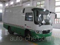 Lishan LS5040XXYN5 box van truck