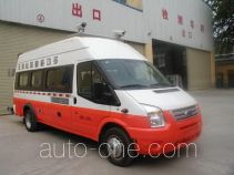 Lishan road testing vehicle