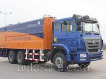 Lishan LS5250TFC synchronous chip sealer truck