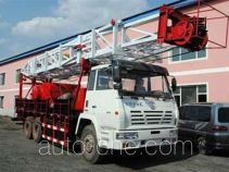 Lishan LS5250TXJ well-workover rig truck