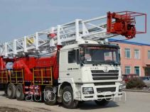 Lishan LS5360TXJ well-workover rig truck