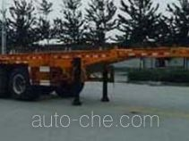 Lishan LS9280TJZ container transport trailer