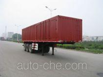 Lishan LS9402XXY box body van trailer