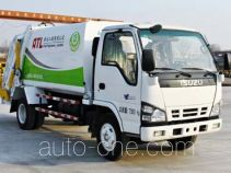 Xuhuan LSS5076ZYS garbage compactor truck