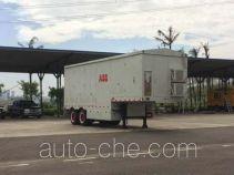 Sitong Lufeng LST9350TBD transformer substation trailer