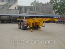 Sitong Lufeng LST9352TJZ container transport trailer