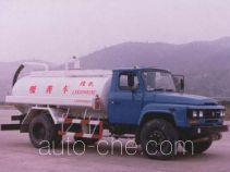 Lushi LSX5090GXE suction truck