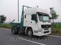 Lushi LSX5160TMC timber truck