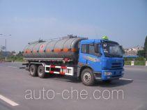 Lushi LSX5250GHYH chemical liquid tank truck