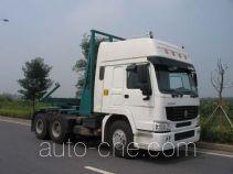 Lushi LSX5250TMC timber truck