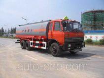 Lushi LSX5251GHY chemical liquid tank truck