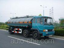 Lushi LSX5252GHY chemical liquid tank truck