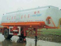 陆氏牌LSX9170GHY型化工液体运输半挂车