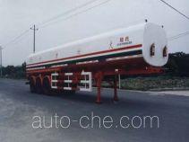 陆氏牌LSX9400GHY型化工液体运输半挂车