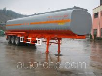 陆氏牌LSX9401GYY型运油半挂车
