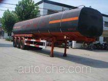 陆氏牌LSX9402GYY型运油半挂车