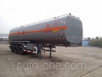 Lushi LSX9402GYY oil tank trailer
