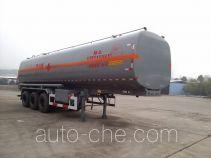 Lushi LSX9403GHY chemical liquid tank trailer