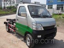 Nanming LSY5020ZXX detachable body garbage truck