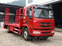 Nanming LSY5160TPB flatbed truck