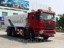 Nanming LSY5251ZLJSX dump garbage truck
