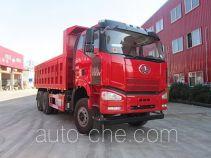 Nanming LSY5252ZLJCA dump garbage truck