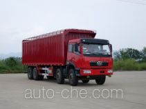Nanming LSY5310XXYP1 soft top box van truck