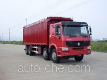 Nanming LSY5310XXYP3 soft top box van truck