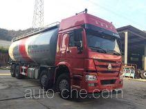 南明牌LSY5311GFLZZ型低密度粉粒物料运输车