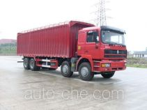 Nanming LSY5312XXYP3 soft top box van truck