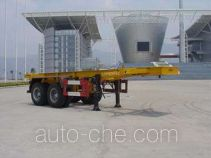 Nanming LSY9293TJZ container transport trailer