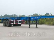 Nanming LSY9350TJZ container transport trailer